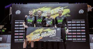 СРБИ НАЈБОЉИ НА ПЛАНЕТИ: Баскеташи Новог Сада светски шампиони!