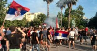 Срби привођени у Црној Гори: Морали да потпишу да неће ићи на утакмицу 6