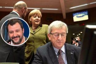 Италијански министар Салвини: Збогом Меркел, Шулц и Јункер!