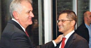 Јеремићева Народна странка у Крагујевцу подржала Радомира Николића и СНС! 7