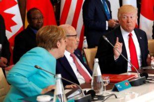 Меркел жестоко напала Трампа због његовог става о УН