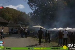 Ваљевско село Миличиница (видео)
