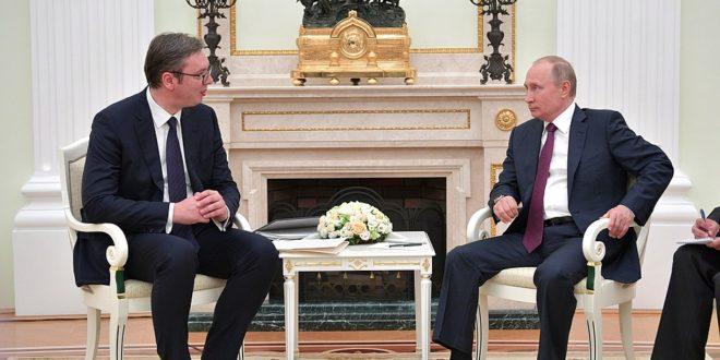 ВЕЛЕИЗДАЈНИЧКИ ОЛОШ од Путина тражио дозволу да призна Косово што је Путин одбио! 1