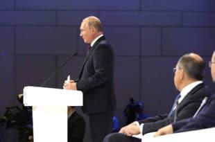 Путин упозорио Вартоломеја да ће цепање православља имати озбиљне последице 8