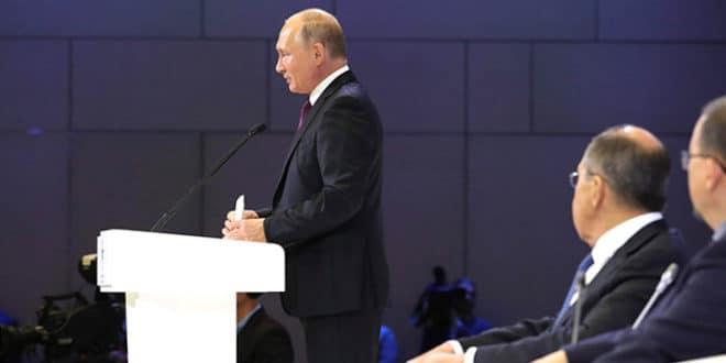 Путин упозорио Вартоломеја да ће цепање православља имати озбиљне последице 1