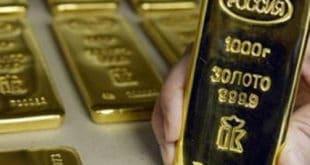 Русија највећи купац злата у свету