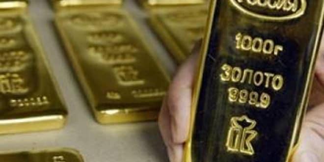 Русија највећи купац злата у свету 1