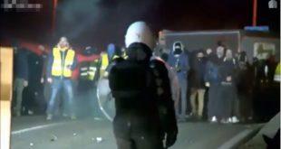 Против Макрона сад протестују и у Белгији!? (видео) 8