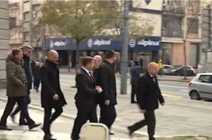 Велеиздајничка банда са Косова на челу са Радоичићем опет код Вучића 3