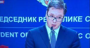 Вучић: Владаћу још ДЕСЕТ ГОДИНА и увешћу Србију у ЕУ!