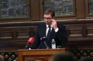 Вучић: Претплата за РТС мора да поскупи, ја ту не могу ништа