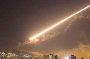 Сиријци над Дамаском оборили израелски авион 10