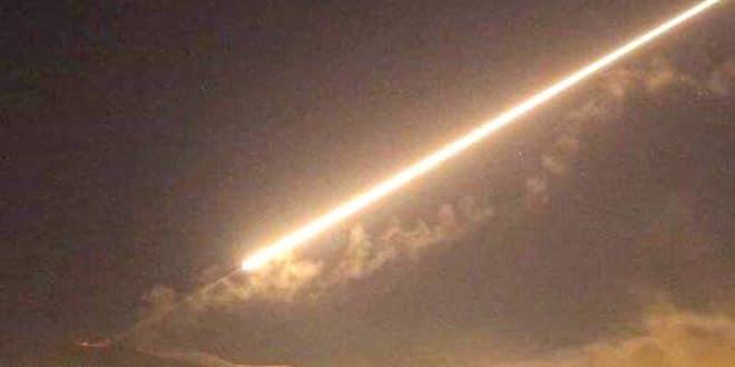 Сиријци над Дамаском оборили израелски авион 1
