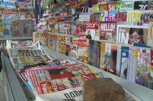 ДНО ДНА! Медији у Србији најгори на Балкану 12