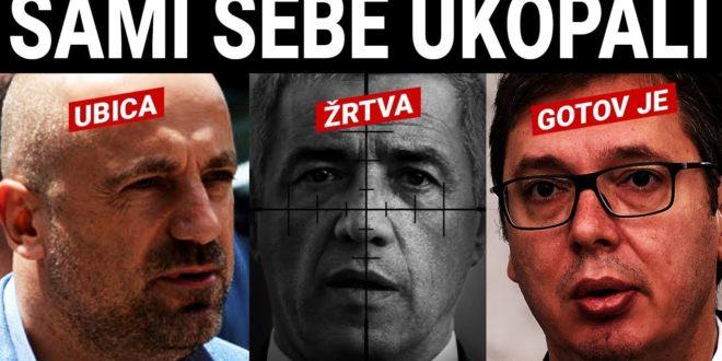 Оливера Ивановића ликвидирали криминалци Вождовачког клана уз асистенцију криминализованог дела БИА? 1