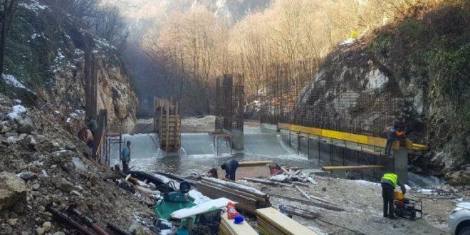 Убијање реке Млаве зарад веома мало струје (фото) 1
