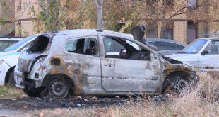 Ауто заменика начелника БИА међу запаљеним возилима у Нишу