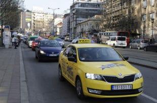 Београд: Данас протест таксиста, окупираће центар