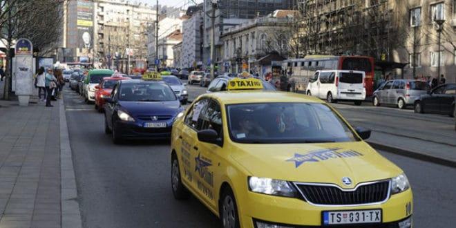 Влада усвојила Уредбу: Таксистима по 8.000 евра субвенције за нова возила?!