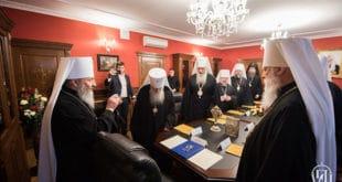 Украјинска православна црква прекинула односе са Цариградском патријаршијом 11