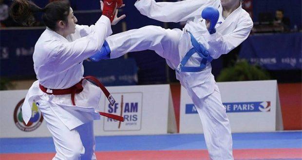 Јована Прековић светски шампион у каратеу 1