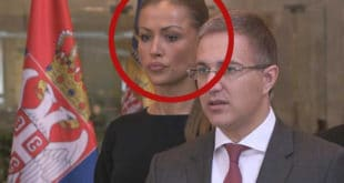Небојша Стефановић: Дијана Хркаловић више не ради у МУП, а све остало даље је њена приватна ствар 12