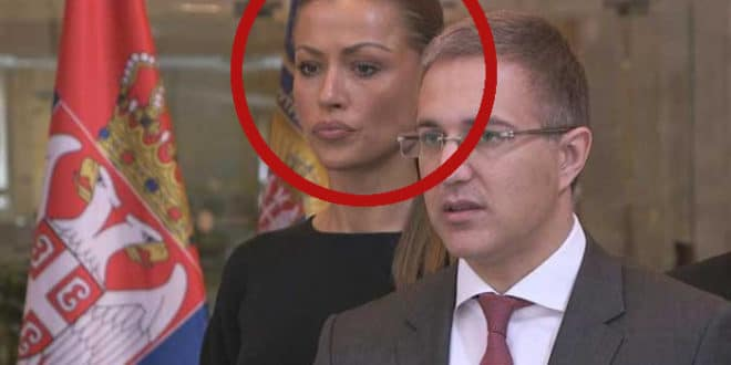 Небојша Стефановић: Дијана Хркаловић више не ради у МУП, а све остало даље је њена приватна ствар 1