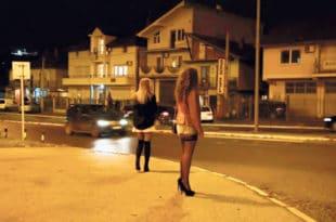 """""""Излог"""" панчевачке проституције"""