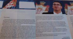 Сена Тодоровић: Отворено писмо Вучићу, поводом захвалнице за отимање пензије 12