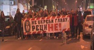 Аранђеловац: Протест због огромног броја нарко дилера (видео) 5
