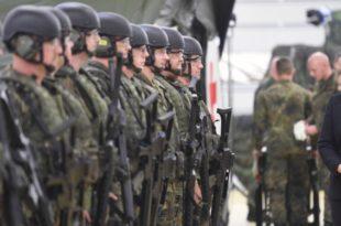 Велика афера у Немачкој: Војници Бундесвера припремали политичка убиства