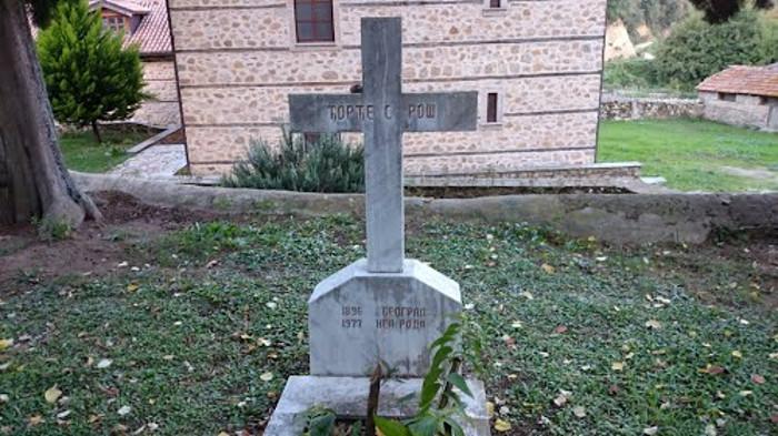 Немац једини човек који није монах, а сахрањен на монашком гробљу у Хиландару 2