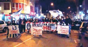 Аранђеловац: Други протест родитеља против нарко дилера и њихових заштитника у полицији и тужилаштву! 2