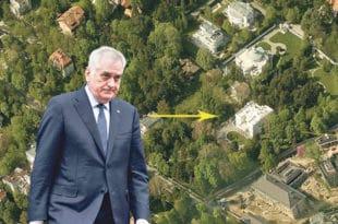 Милион динара за тенду у дворишту државне виле у којој паразитира Томислав Николић