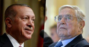 Ердоган протерао Сороша из Турске!