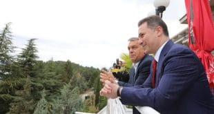 Заев: Груевски дипломатским возилом прешао у Албанију – уточиште тражи у Русији или Турској