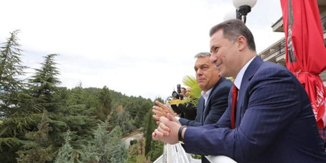 Заев: Груевски дипломатским возилом прешао у Албанију - уточиште тражи у Русији или Турској 1