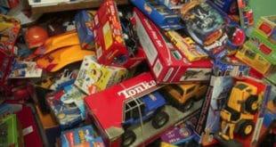 У дечјим играчкама и до 300 одсто више штетних хемикалија