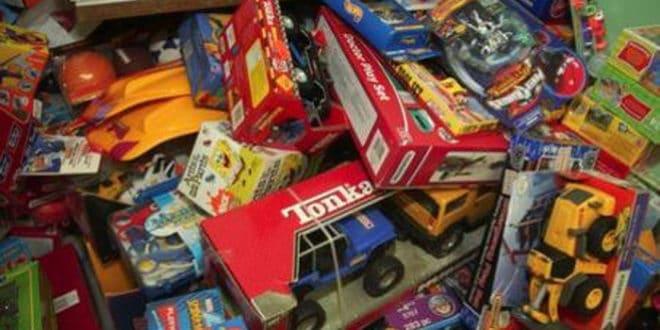 Канцерогене играчке и шнале и у Србији