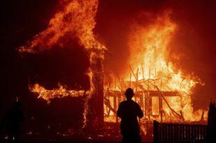 У калифорнијским пожарима страдало 76 људи док се 1.276 води као нестало (видео)