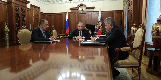 Москва: Ко поводом ракета не буде слушао Лаврова, слушаће - Шојгуа