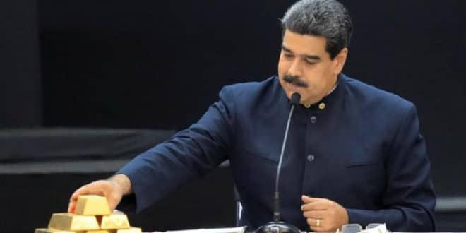 Влада Венецуеле жели да врати око 550 милиона долара у златним полугама које чува у Великој Британији