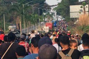 Ко заиста стоји иза мигрантских каравана?