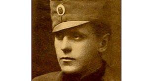 Немац једини човек који није монах, а сахрањен на монашком гробљу у Хиландару