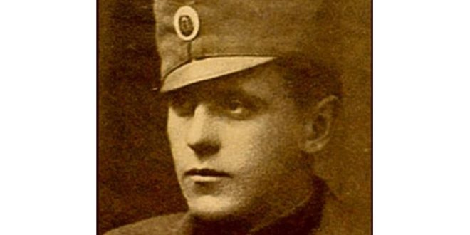Немац једини човек који није монах, а сахрањен на монашком гробљу у Хиландару 1