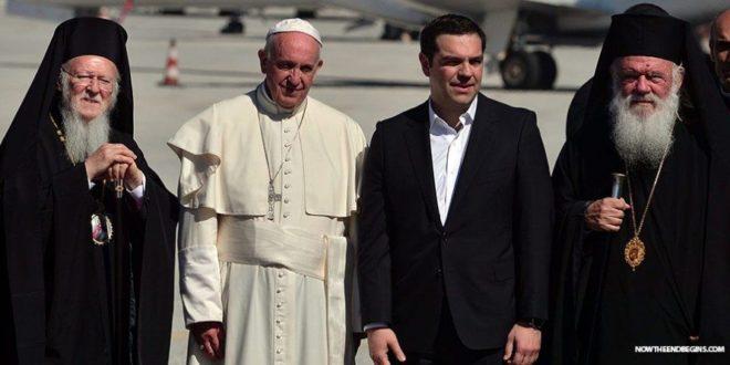 Грчка: Ципрас најавио удар на Цркву 1