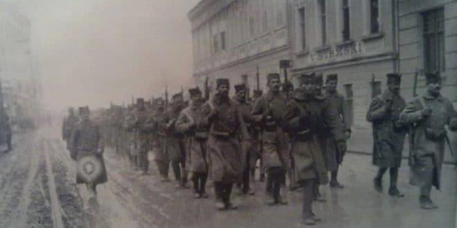 Вређање и понижавање српских хероја из Великог рата