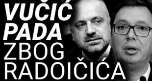 Вучић и Милан Радоичић - браћа по криминалу (видео) 4