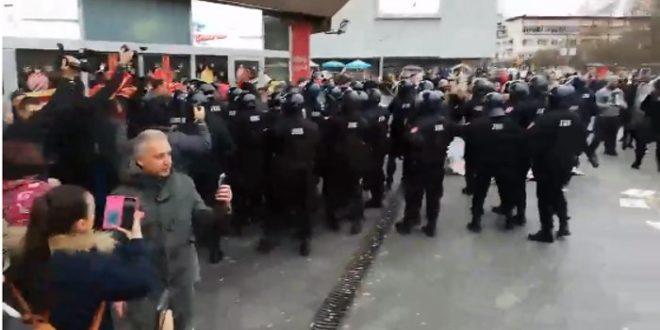 Покушај организовања немира у Бањалуци (видео) 1