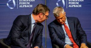 """Тачи о Вучићу: """"По први пут имамо партнера који је спреман да разговара о признању Kосова"""" 5"""